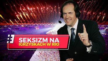 Medialna burza po wypowiedziach komentatorów na igrzyskach w Rio