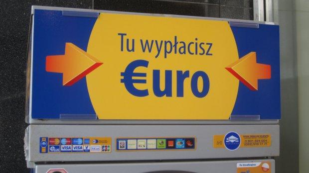 Kto nast�pny do strefy euro? Po �otwie Litwa, a potem... lata oczekiwa�