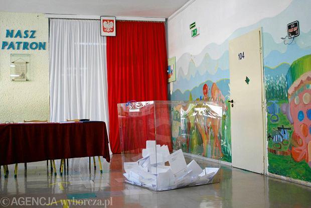 Wybory prezydenta Stargardu. Nowością są przezroczyste urny