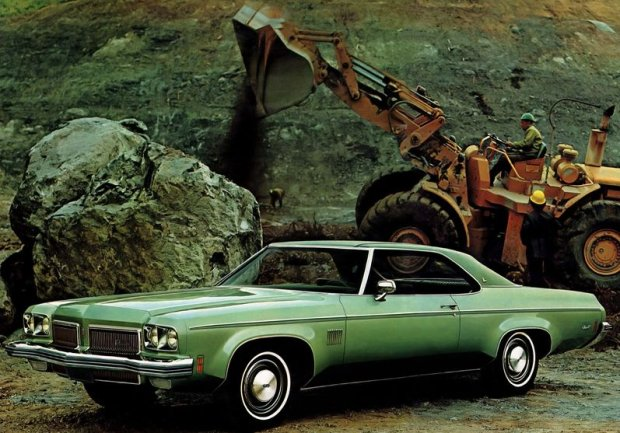 Oldsmobile Delta 88 z 1973