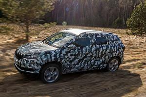 Nowy SUV Skody | Nie żyje Yeti, niech żyje Karoq