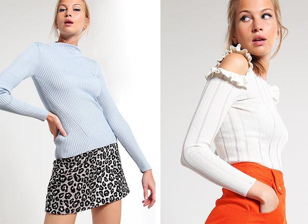 Swetry damskie - przegląd najmodniejszych fasonów tego sezonu