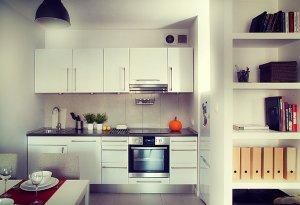 Kuchnia w pokoju
