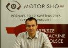 Motor Show Pozna� 2015 | Zaprasza Fiat Chrysler Automobiles