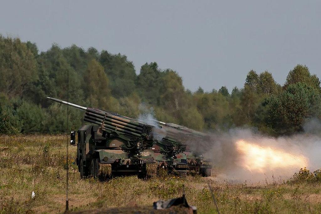 Wyrzutnie rakiet Langusta