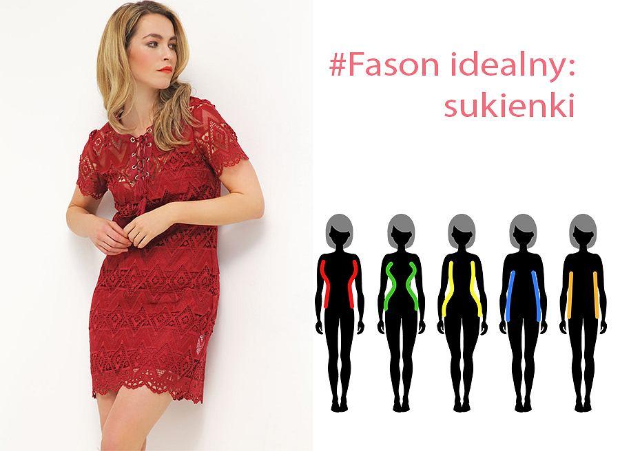 d7cb73b485  Fason idealny  jak dobrać sukienkę do figury