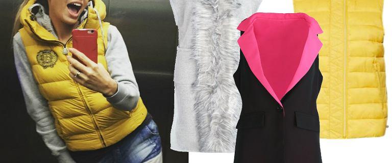 Kamizelki na jesień: puchowe w stylu Agnieszki Hyży czy eleganckie? Mamy piękne modele w atrakcyjnych cenach!