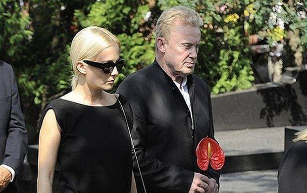 Weronika Olbrychska, Daniel Olbrychski.