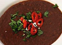 Lobio zupa z czerwonej fasoli - ugotuj