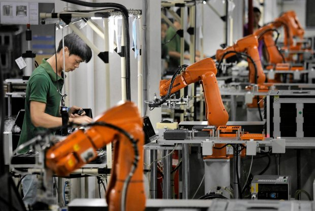 W Chinach aktywność przemysłu najniższa od 6,5 lat