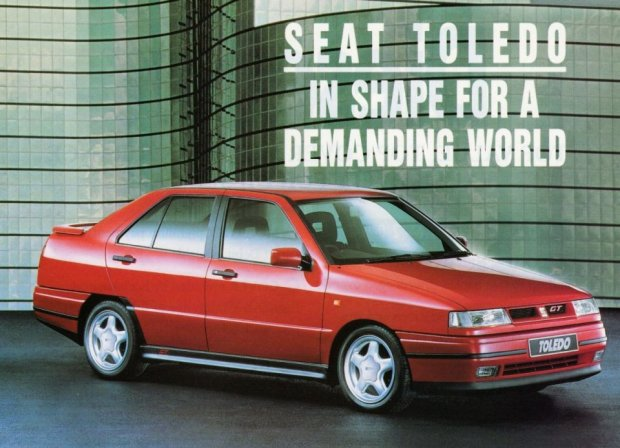Seat Toledo (fot. Seat)