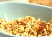 Popcorn w karmelu - ugotuj