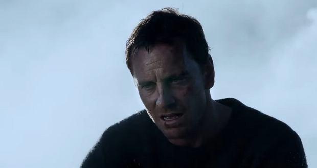 """Michael Fassbender w filmie """"Pierwszy śnieg"""". Mamy zwiastun!"""