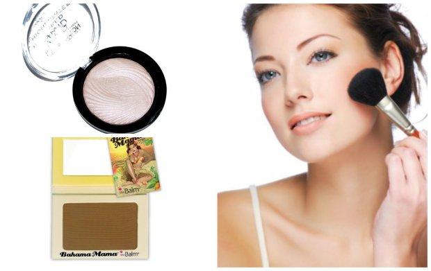 Bronzer i rozświetlacz - jak stworzyć idealny makijaż na lato?