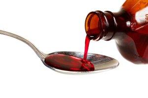 Nie mieszaj... syropu na wzmocnienie z lekami