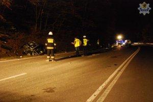 """Tragiczny wypadek podczas policyjnego pościgu. """"Wszyscy pili alkohol"""""""