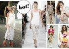 Złota mini z metką Valentino, ażurowa sukienka od Oscara De La Renty, a może kolorowy set Chanel? Czy Alessandra Ambrosio prezentuje się korzystniej od modelek na wybiegu? [ZDJĘCIA]