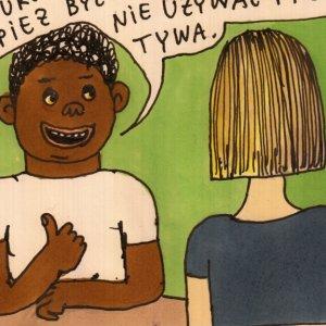 Nowy Raczkowski o prezerwatywach (i papie�u)
