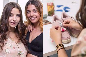 Julia Wieniawa promuje nowy model butów Reebok. Podoba Wam się CLUB C ZIP?