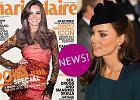 """Kate Middleton na okładce """"Marie Claire"""" - czy aby na pewno...? [ZDJĘCIA]"""
