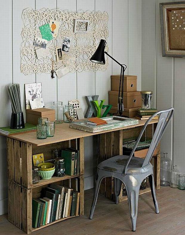 Zrób to sam: biurko