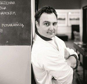 Aleksander Baron, fot. Anna Bedyńska