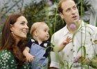 Gdy ostatnio widzieli�my Jerzego, wygl�da� tak. Kate i William pokazali jego nowe zdj�cia