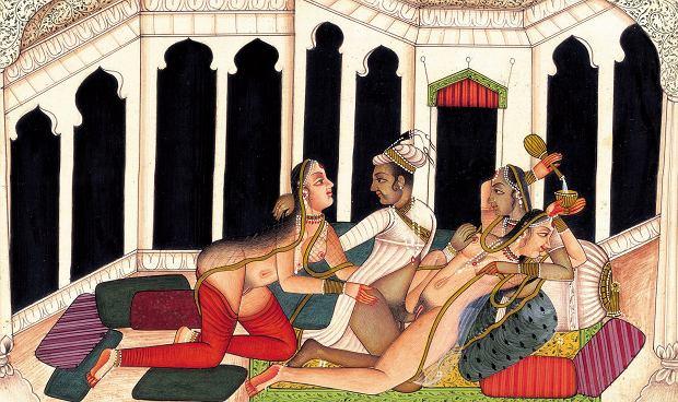 Kamasutra: podwaliny indyjskiej rewolucji seksualnej