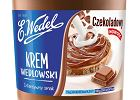 Nowość - czekoladowe Kremy Wedlowskie. Daj się wciągnąć!