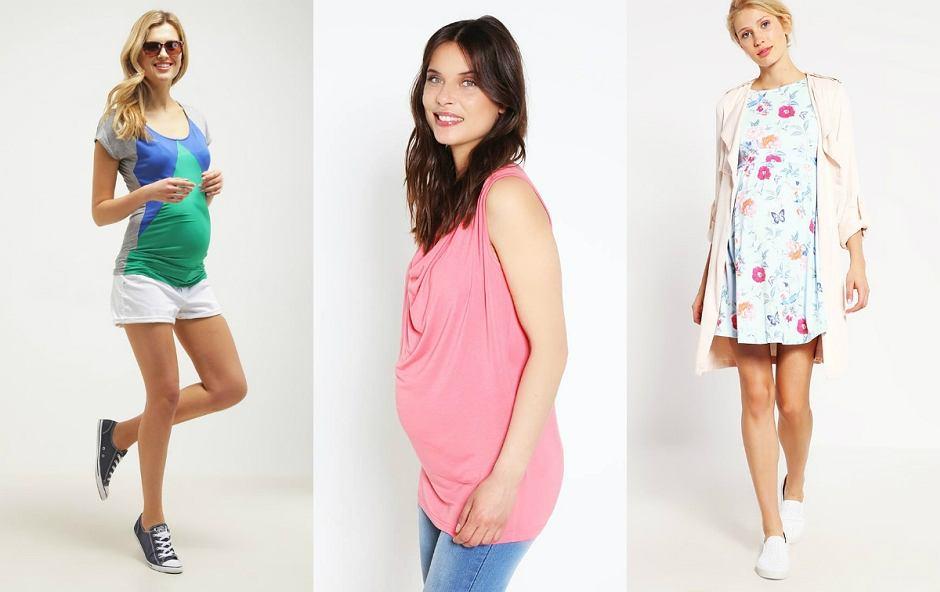 2a157d31df Letnie ubrania dla przyszłych mam - modne i komfortowe propozycje