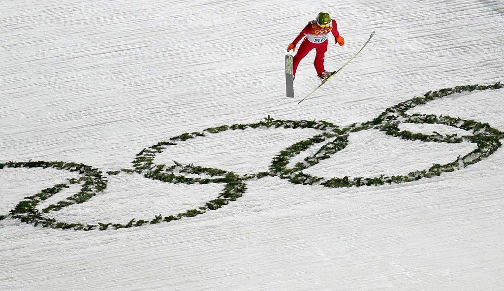Zdjęcie numer 4 w galerii - Soczi 2014. Mistrz Stoch wskoczył do historii