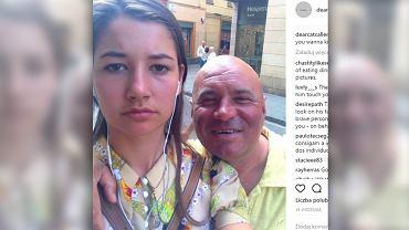 20-latka publikuje wizerunki napastujących ją mężczyzn.