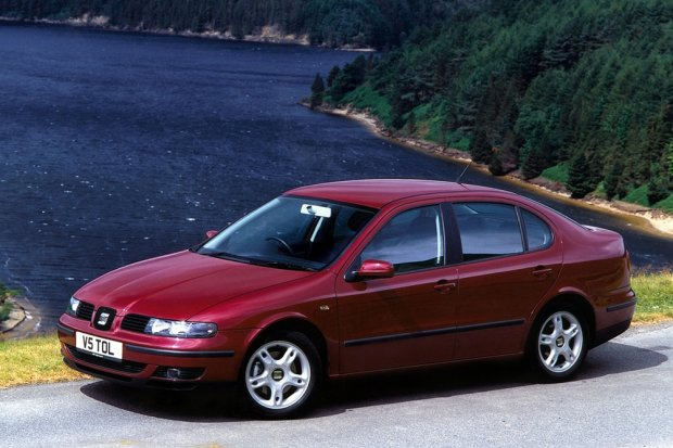Seat Toledo II (1999-2005)