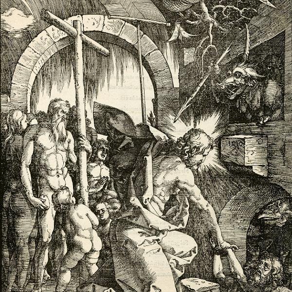 Mi�dzy s�owami. Albrecht Dürer (1471–1528). Apocalypsis cum figuris – najwybitniejszy cykl graficzny Europy