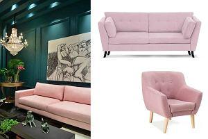 0ff3ec17a1aa5 Pastelowe kanapy i fotele  modny element wystroju twojego wnętrza