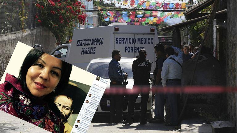 Gisela Mota zostałą zastrzelona dzień po objęciu przez nią urzędu burmistrza