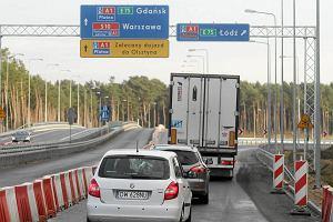 Nowy odcinek A1 Toru� - W�oc�awek ju� otwarty. Zd��yli przed �wi�tami [ZDJ�CIA]