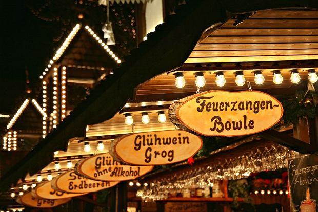 Jarmark bo�onarodzeniowy -  Lueneburg niedaleko Hamburga, Niemcy / fot. Shutterstock
