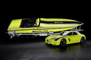 Super��d� wzorowana na elektrycznym Mercedesie