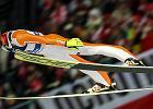 Skoki narciarskie. Maciej Kot: Odlot jest dobry na skoczni
