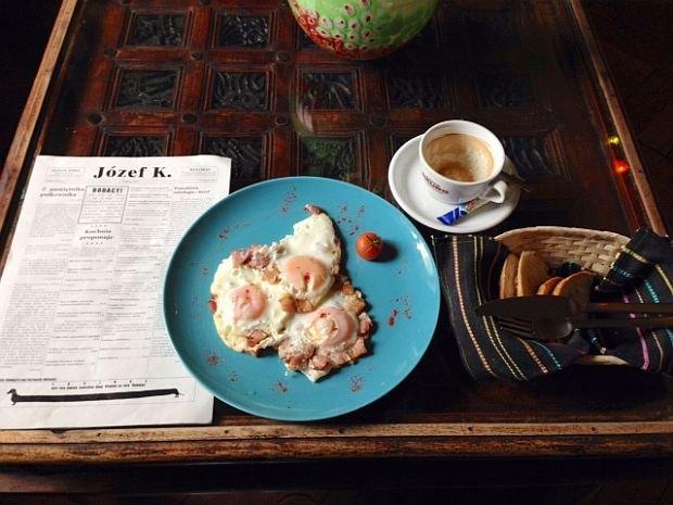 Śniadanie w Józefie K.