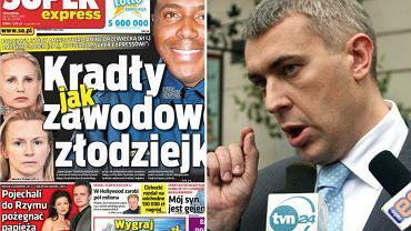 """Roman Giertych o wyroku ws. �ony Roberta Janowskiego. """"Nazywali j� z�odziejk� i szmat�"""". To nie wszystko"""