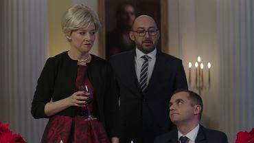 'Ucho Prezesa', odc. 28. Para prezydencka czeka na gości.