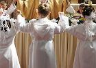 W tym roku komunie nie we wszystkich diecezjach