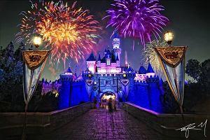 Los Angeles. Kolorowy i magiczny Disneyland