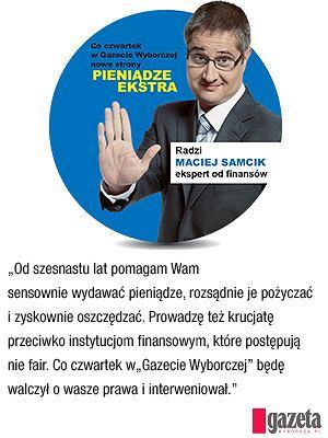 """""""Pieni�dze Ekstra"""" - nowy dodatek """"Gazety Wyborczej"""""""