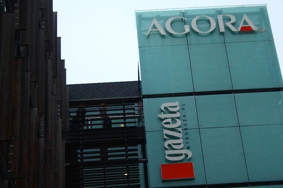 Siedziba Agory, wydawcy