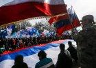Emeryci i ulubieńcy Putina. Sewastopol świętuje rocznicę referendum