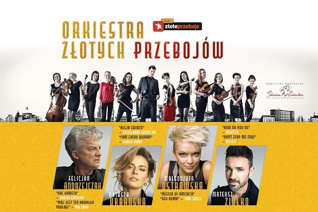 plakat trasy koncertowej