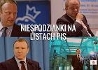 Jarosław Kaczyński znów zaskakuje. Największe niespodzianki na listach wyborczych PiS